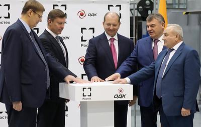 Ростех открыл крупнейшее в России производство компонентов для двигателей
