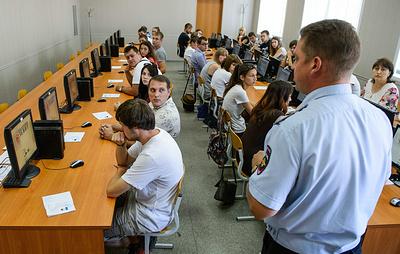 ГИБДД планирует изменить процедуру проведения теоретического экзамена на права