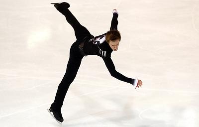 Российский фигурист Самарин стал четвертым в финале Гран-при