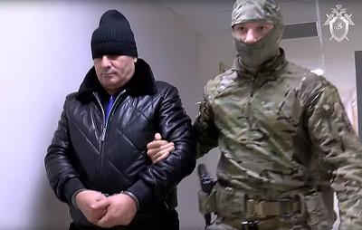 В Москве арестован обвиняемый по делу об убийстве главы ЦПЭ МВД Ингушетии Аслан Полонкоев