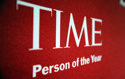 "Как выбирают ""Человека года"" по версии журнала Time"