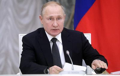 Путин поручил проработать дополнительные выплаты для ветеранов войны к юбилею Победы