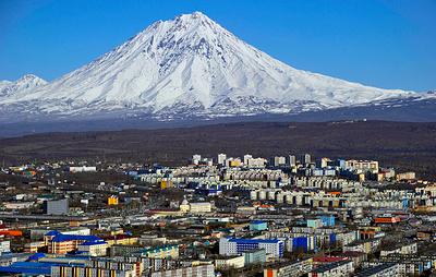 """Строительство парка """"Три вулкана"""" на Камчатке планируется начать в 2021 году"""