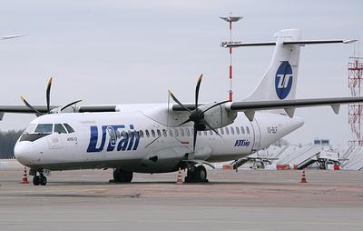 Летевший в Екатеринбург самолет вынужденно сел в Тюмени из-за сильного ветра