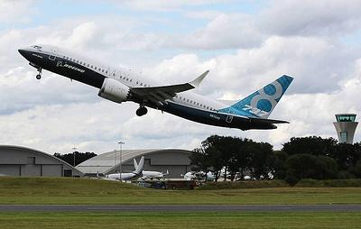 WSJ: в США могут весной возобновить эксплуатацию Boeing 737 MAX