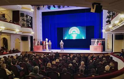 """""""Живые театральные уроки"""" продолжатся в Оренбургской области после завершения Года театра"""