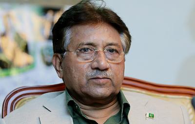 Судебные процессы в отношении бывшего президента Пакистана Первеза Мушаррафа