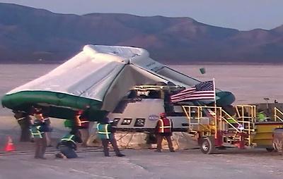 NASA и Boeing успешно посадили Starliner
