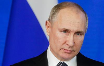 """Путин сообщил, что Россия разрабатывает наземный вариант гиперзвуковой ракеты """"Циркон"""""""