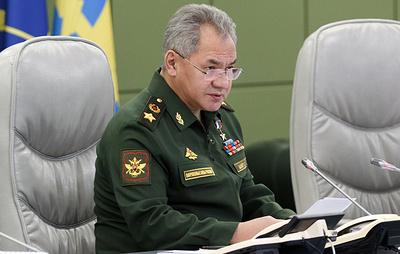 Шойгу: оснащенность ВС России современным оружием должна поддерживаться на уровне 70%