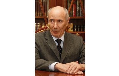 Умер посол России в Южной Осетии Эльбрус Каргиев
