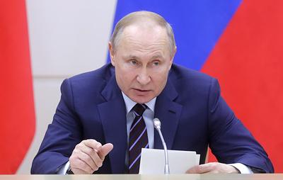 Путин объяснил, зачем нужно прописать индексацию пенсий в Конституции