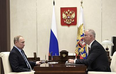 Глава РФПИ на встрече с Путиным отметил тренд на повышение прямых иностранных инвестиций