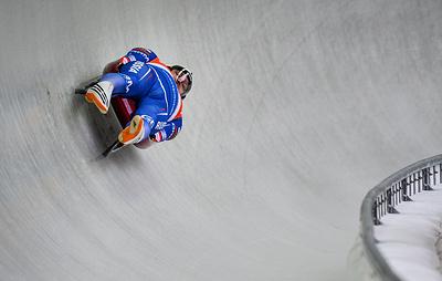 Чемпионат Европы по санному спорту стартует в норвежском Лиллехаммере