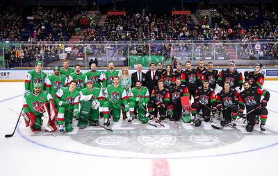 Звездный уик-энд с участием лучших игроков КХЛ стартует в Москве
