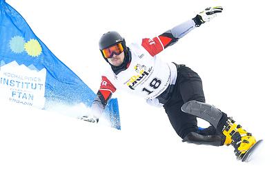 Сноубордист Уайлд стал третьим в параллельном гигантском слаломе на этапе Кубка мира