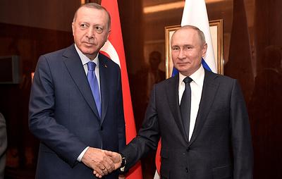 Путин заявил, что не теряет надежды на разрешение конфликта в Ливии