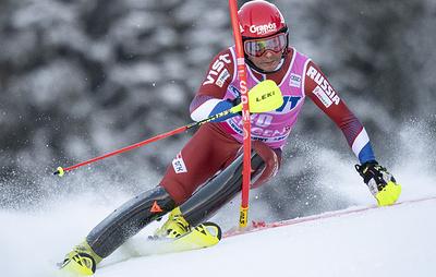 Горнолыжник Хорошилов принес сборной России первую награду за два года на этапах КМ