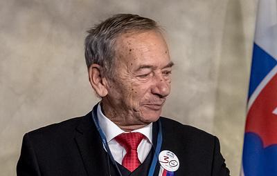 Умер спикер Сената Чехии Ярослав Кубера