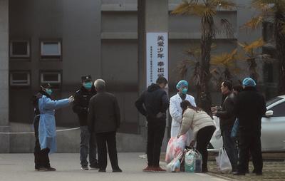 Новый тип пневмонии в Китае передается от человека к человеку