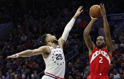 Симмонс и Леонард признаны лучшими игроками недели в НБА