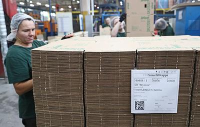 Московский завод по производству гофрокартона получил льготный заем на модернизацию