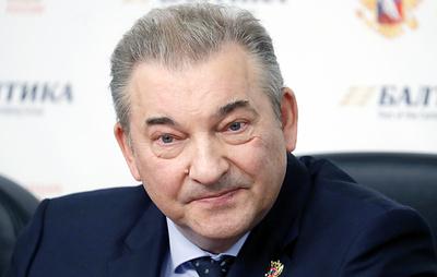 Третьяк верит, что Матыцин сможет справиться с проблемами российского спорта