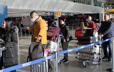 Reuters: у прибывшего из Китая в США обнаружен новый коронавирус