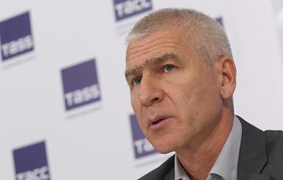 FISU гордится назначением Матыцина на пост министра спорта РФ