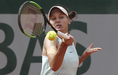 Теннисистка Кудерметова проиграла в первом круге Australian Open