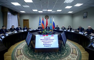 Рогозин призвал страны СНГ к полномасштабному сотрудничеству в космической сфере