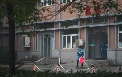 Власти Китая запретят жителям Уханя покидать город из-за вспышки пневмонии