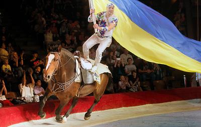 Национальный цирк Украины решил отказаться от номеров с животными