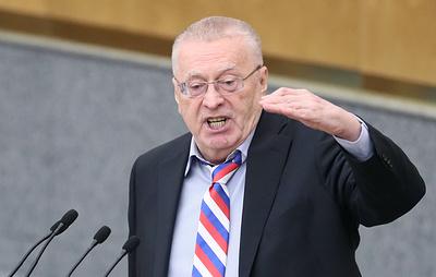 Жириновский уверен, что досрочных выборов в Госдуму не будет