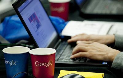 В работе сервисов Google произошел сбой