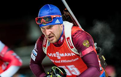 Гараничев не выступит в смешанных эстафетах на этапе Кубка мира по биатлону в Поклюке