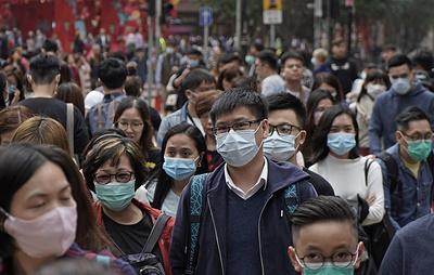 Минздрав сообщил о семи случаях коронавируса в приграничных с Россией китайских регионах