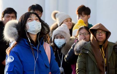 Роспотребнадзор контролирует ситуацию с туристами из КНР в Москве
