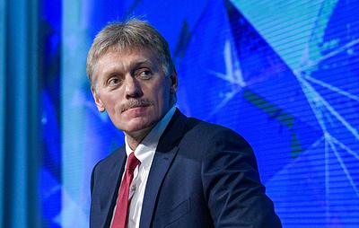 Песков заявил, что рабочий контакт между Путиным и Зеленским уже установлен