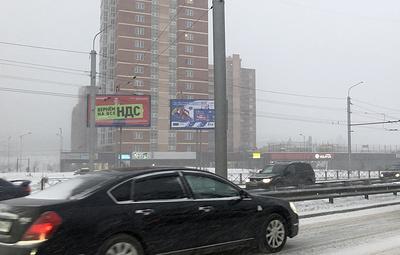 ФАС заявила о незаконности 90% рекламных конструкций в Иркутске
