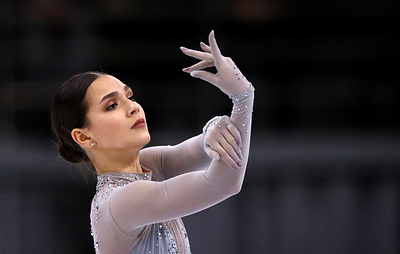 Фигуристка Константинова пропустит финал Кубка России