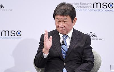 Глава МИД Японии заявил о смене фазы в переговорах с Россией