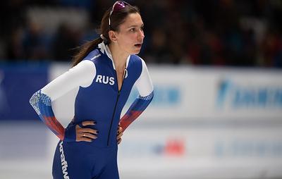 Лаленкова завоевала серебряную медаль ЧМ по конькобежному спорту на дистанции 1500 м