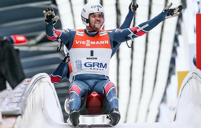 Сочи в золотом. Россияне выиграли медальный зачет чемпионата мира по санному спорту