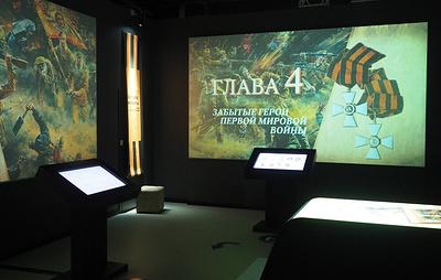 Выставка об истории ордена Святого Георгия откроется на ВДНХ в Москве к 23 февраля