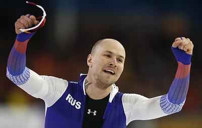 Рекордный успех. Сборная России завоевала 12 медалей на ЧМ по конькобежному спорту