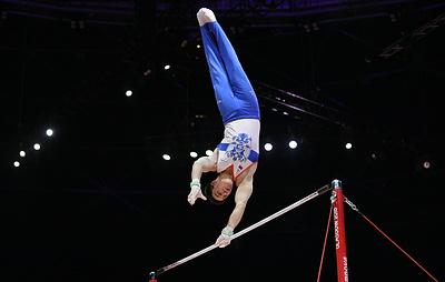 Гимнаст Нагорный заявил, что ему важно выступить под российским флагом на ОИ-2020