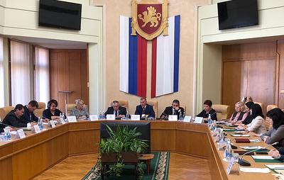 В Крыму оценили ущерб от пребывания в составе Украины в сотни миллиардов долларов