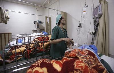 В Иране из-за вызванной коронавирусом болезни умерли два человека
