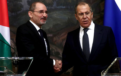 Кризисы, усилия и предостережения. Лавров провел переговоры с главой МИД Иордании